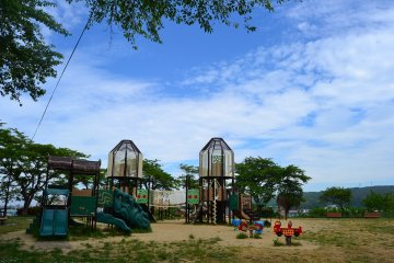 Tatsumiyama Park
