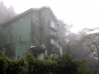 Like a haunted mansion