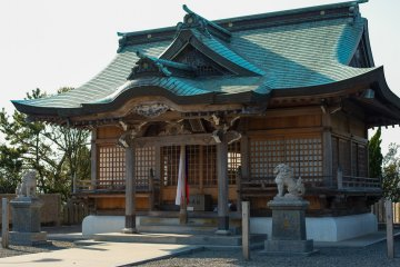 Ebisu Shrine (The Island of Boze)