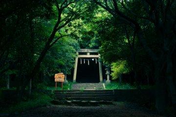 ศาลเจ้าชินโตอุชิมาโดะ