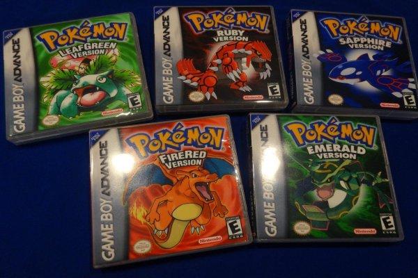 Các đĩa game do công ty Nintendo phát hành