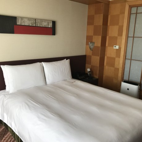Staying at Grand Hyatt Fukuoka