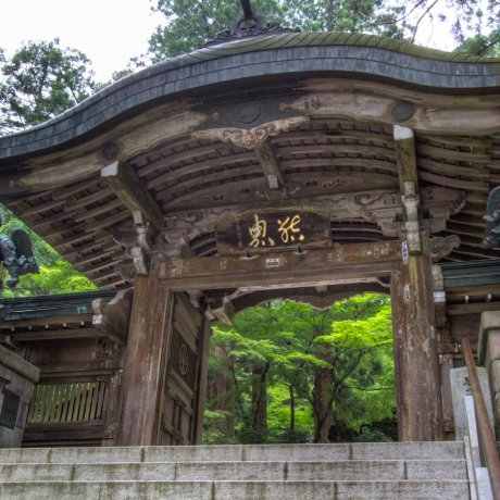 Become Charmed by Daiyuzan Saijoji Temple
