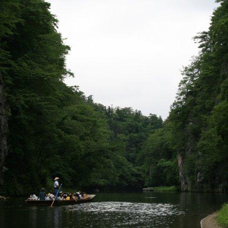 Geibikei Gorge Boatcruise