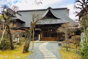 Visiting Lovely Mount Mitake