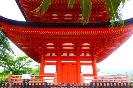 Tháp Năm Tầng ở Miyajima