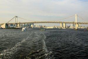Enjoy Tokyo Bay by day
