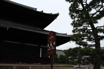 国宝级的日式寺庙