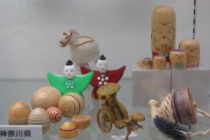 Куклы Канагавы и Сити-фуку-дзин