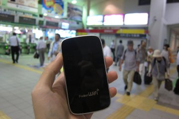 Pocket Wi-Fi: L'Accessoire Idéal