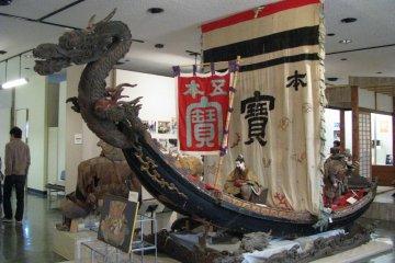 Экспозиция музея Мацумото