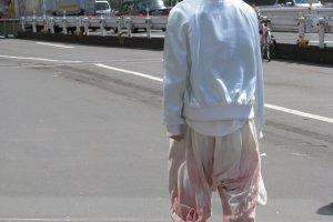 Уличная мода Токио