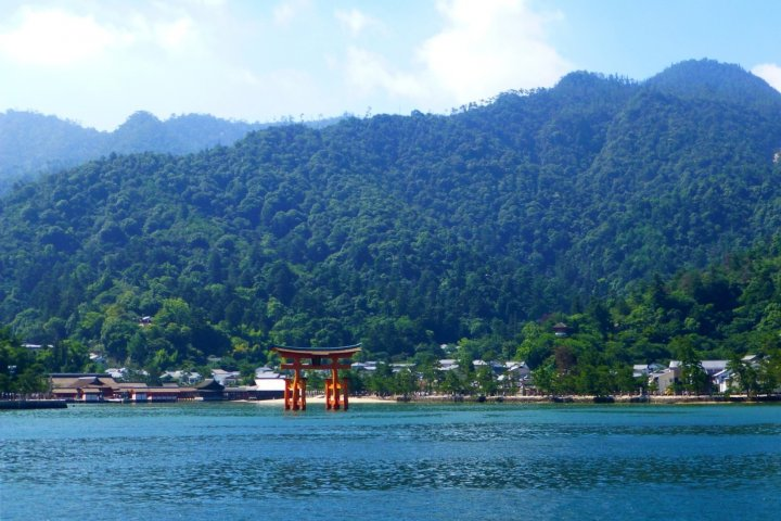 Miyajima Walking Tour