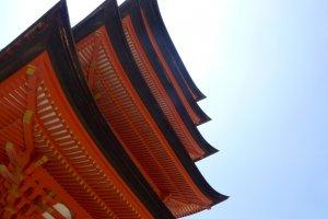 The Five Story Pagoda