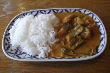 Sabaai Dheel Restaurant in Shizuoka