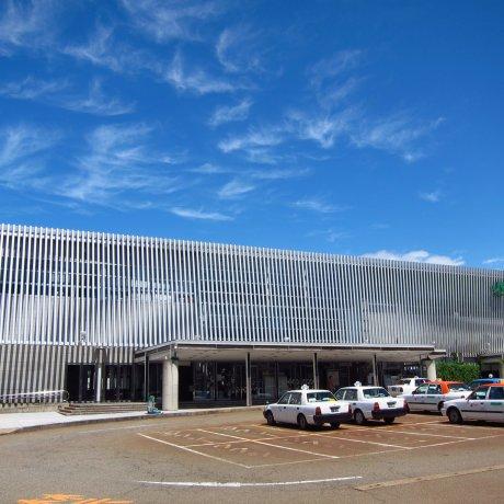 JR Omagari Station, Akita
