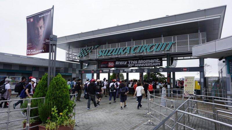 Welcome to Suzuka Circuit!