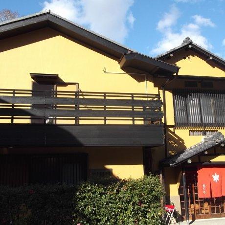 Onsen Yado Mizuguchi in Shuzen-ji