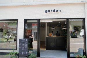 Garden by Till in Noboribetsu Onsen
