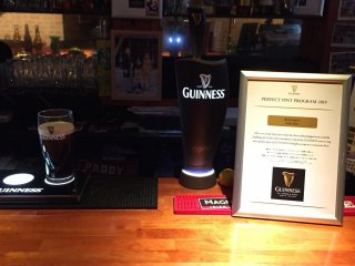 Endorsements by Guinness