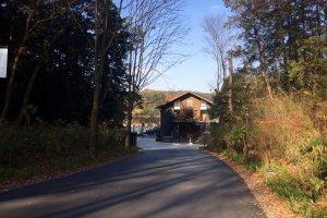 Lối vào Làng Metsa và Công viên Thung lũng Moomin