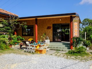 There are numerous shops throughout the village where you can buy locally made pottery