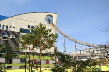 Tokyo Dome City Amusement Park