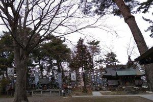 Đền Tenkyuji