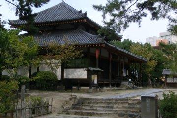 Saidaiji, the Great Western Temple