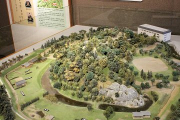 A very realistic model of today's Dogo Park