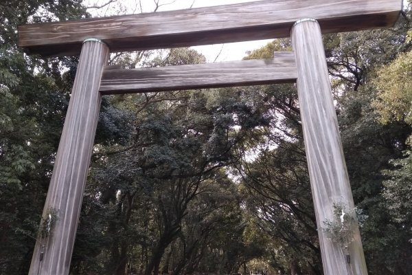 Entrance to Atsuta