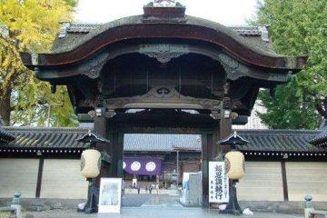 东本愿寺正门