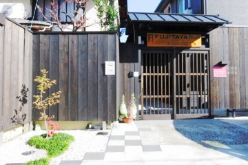 Fujitaya Guesthouse welcomes visitors from all around the world