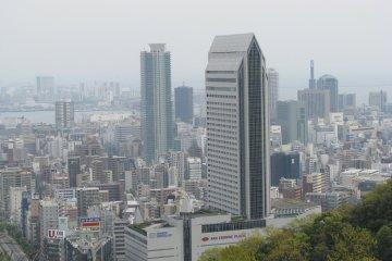 Панорама Кобэ
