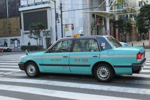 Такси Сендая