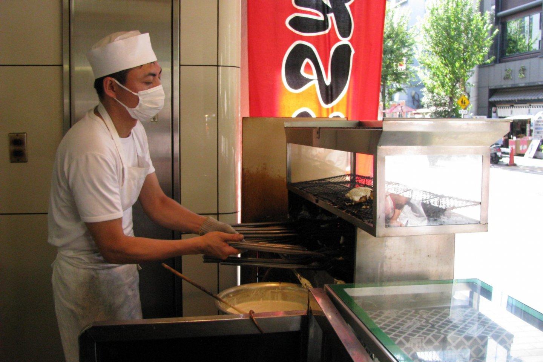 Изготовление таяки