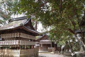 Hachi Shrine