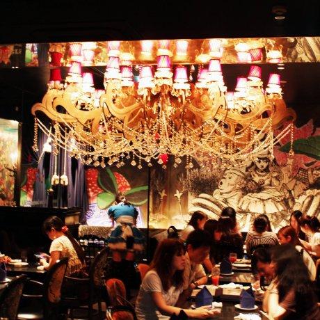 Le Restaurant Alice's Fantasy