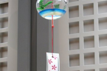 Fuurin wind chimes