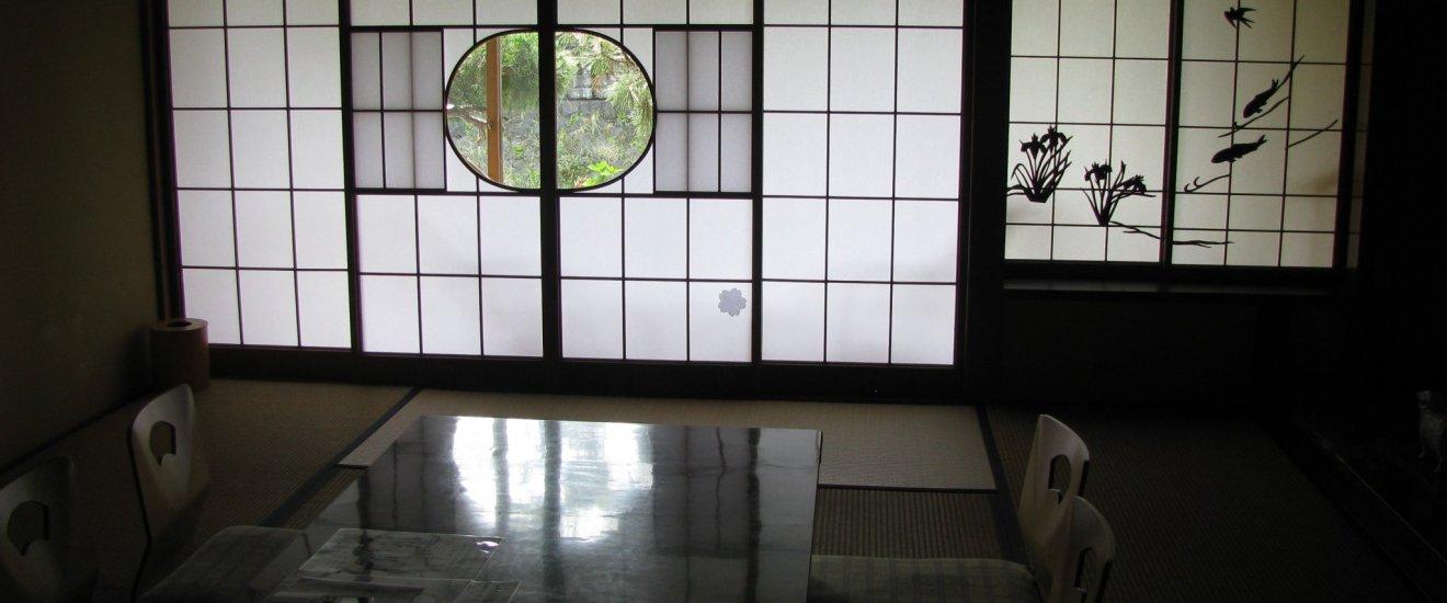 Геометрия традиционного японского дома
