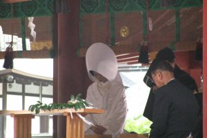 Традиционный наряд невесты