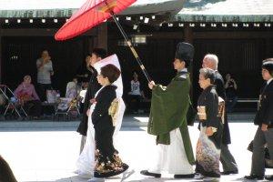 Свадебная процессия