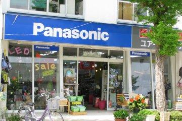 Сетевые магазины Японии