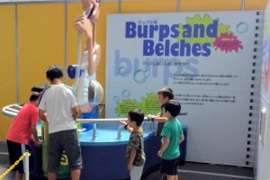 Learn about the science behind burps and belches
