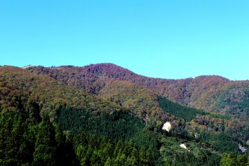 Grand views of Naruko