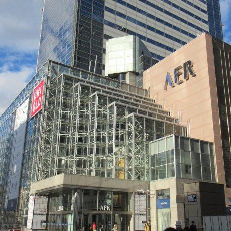 Retail Shopping in Japan