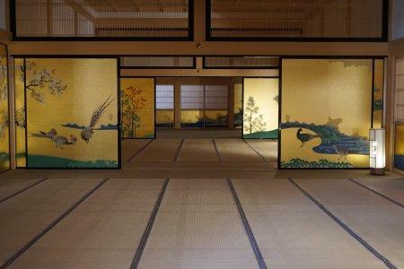 Istana Honmaru Goten Kastil Nagoya