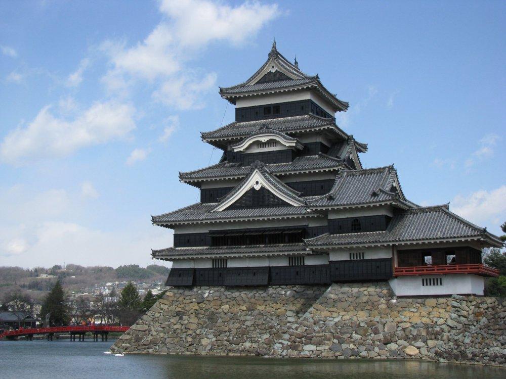 The classical view of Karasu-jo