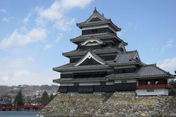 Inside Karasu-jo