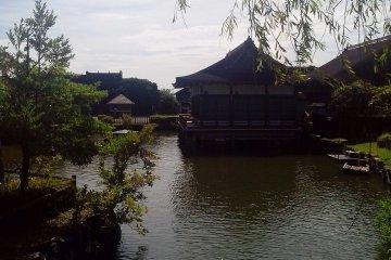 Ресторанчик на озере